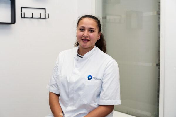Isabelle Baumgartner Paraveterinair / Assistente